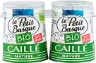 LE PETIT BASQUE - Caillé nature brebis bio