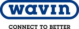 Logo Wavin Connect to Better (Blue)_1177x432px_X_NR-29690