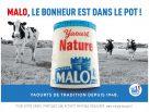 MALO - CAMPAGNE LE BONHEUR EST DANS LE POT