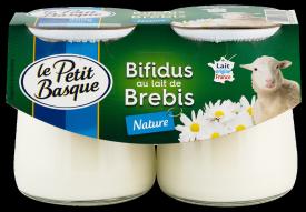 LE PETIT BASQUE - BIFIDUS AU LAIT DE BREBIS