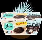 JUNE - NOUVEAU DESSERT PLAISIR COCO CHOCOLAT