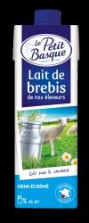 LE PETIT BASQUE - brique de lait