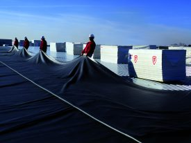 FIRESTONE BUILDING PRODUCTS - RUBBERGARD EPDM