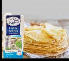 Lait UHT Sans OGM LPB + Crêpes Chandeleur