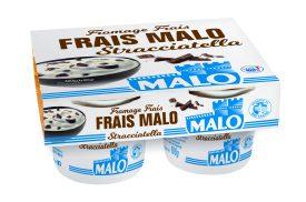 MALO - FROMAGE FRAIS STRACCIATELLA